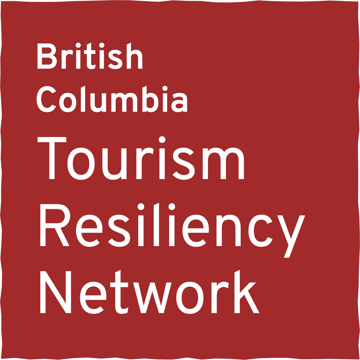 BC Tourism Resiliency Network Logo