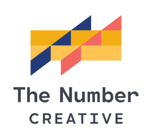 The Number Creative Logo